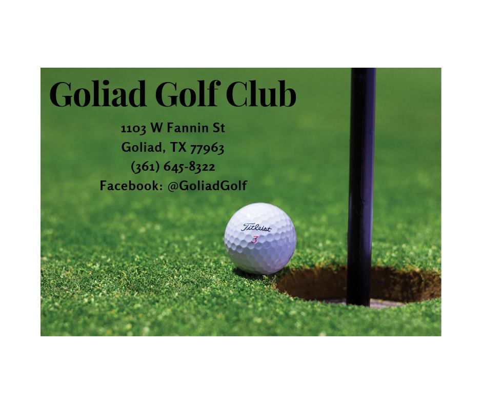 Goliad Golf Club