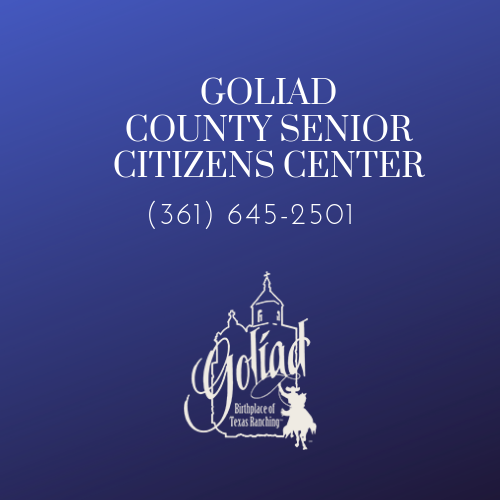 Goliad County Senior Citizens Center