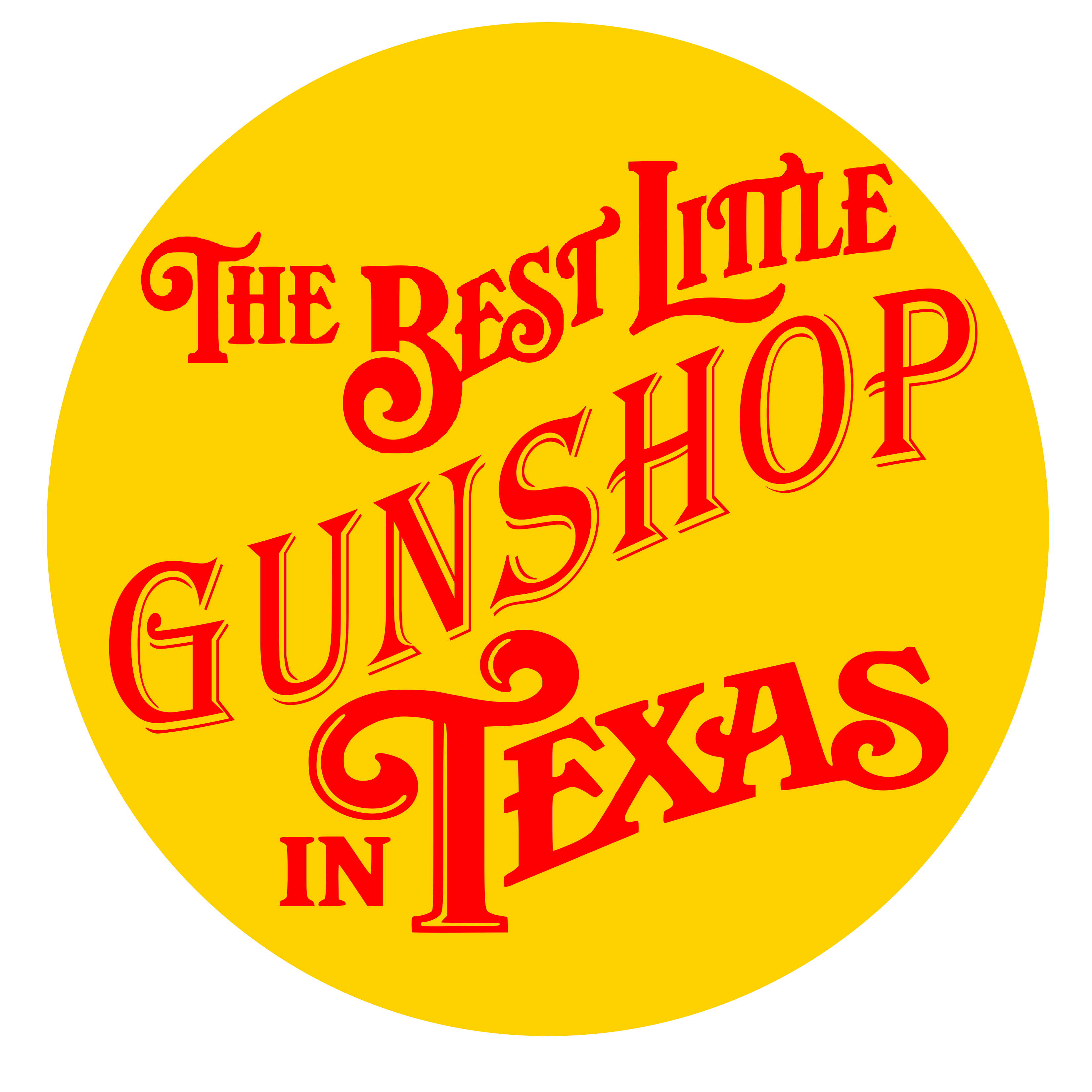 Best Little Gun Shop In Texas